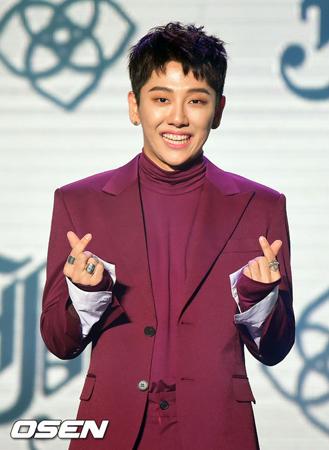 韓国ボーイズグループ「JBJ」メンバーのノ・テヒョンが、ファンに公式謝罪をした。(提供:OSEN)