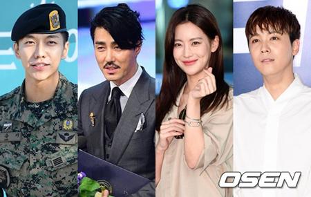 韓国tvNの新ドラマ「花遊記」の主なキャストが確定したが、とんでもなく豪華な俳優がそろった。(提供:OSEN)