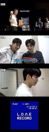 韓国ボーイズグループ「NU'EST W」が、「L.O.Λ.E RECORD」エピソード4を公開した。(提供:OSEN)