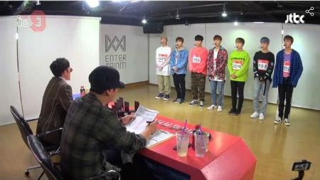 5日放送の「MIX NINE」では、最多参加者を誇るRBWエンターテインメント、「B1A4」が所属しているWMエンターテインメント、ユン・ジョンシンのMYSTICエンターテインメントなどのオーディション現場が公開される。(提
