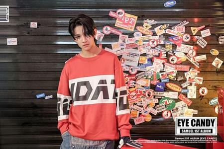 デビューして初めてとなるフルアルバムの発売を前に韓国歌手サムエルが、フォトティーザーを公開した。(提供:OSEN)