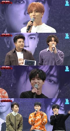 韓国ボーイズグループ「SUPER JUNIOR」が、2年2か月ぶりに新曲を発表した。(提供:OSEN)