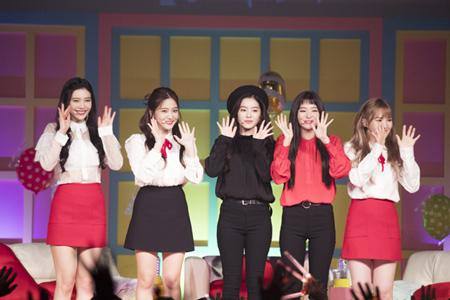 """「Red Velvet」、初単独コンサート """"Red Room""""の日本公演開催が決定! (オフィシャル)"""