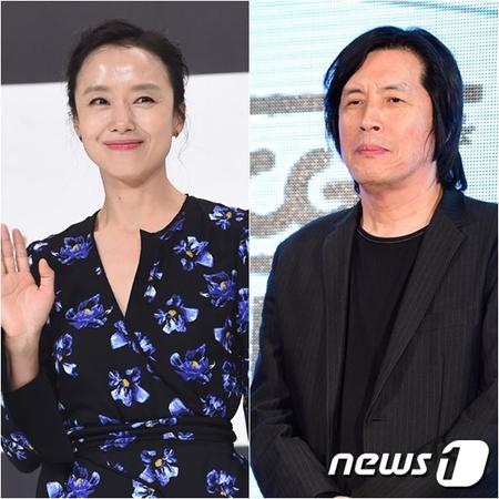 韓国映画監督のイ・チャンドン監督と女優チョン・ドヨン、モデルのハン・ヘジンらがアメリカのトランプ大統領の国賓晩餐会に招待された。(提供:news1)