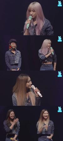 韓国ガールズグループ「EXID」が、グループの魅力について語った。(提供:OSEN)