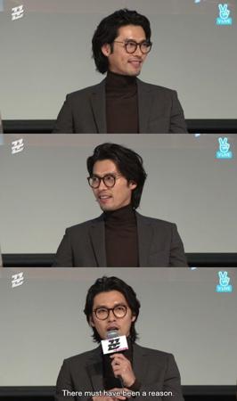 韓国俳優ヒョンビン(35)が、映画「クン」への出演を決めた理由について明かした。(提供:OSEN)