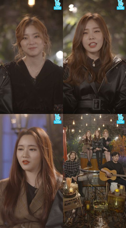 韓国ガールズグループ「LADIES' CODE」が、久しぶりに近況を伝えた。(提供:OSEN)