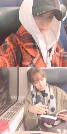 韓国ガールズグループ「Brown Eyed Girls」ガインと作詞家キム・イナがデンマークに向かった。(提供:OSEN)