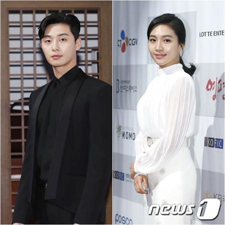 韓国俳優パク・ソジュン(28)と女優チェ・ヒソ(30)が「第37回韓国映画評論家賞」で新人賞を受賞した。(提供:news1)