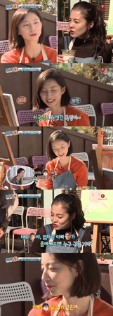韓国俳優ペ・ヨンジュン(45)の妻で第2子妊娠中の女優パク・スジン(31)が、バラエティ番組で近況を公開した。(提供:OSEN)