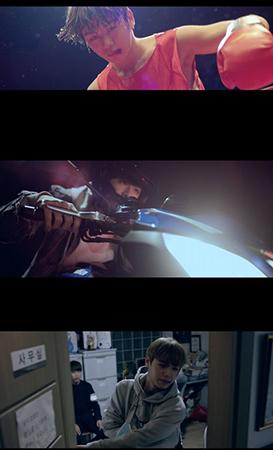 人気アイドルグループ「Wanna One」が、タイトル曲「Beautiful」のMovieバージョンのミュージックビデオのトレーラー映像を公開した。(写真提供:OSEN)