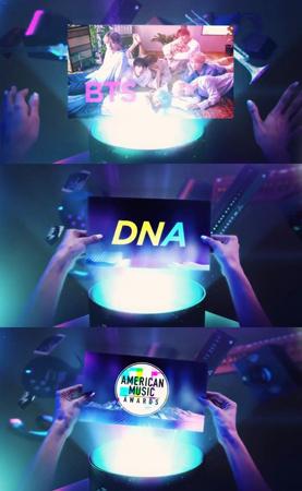 アメリカ3大音楽授賞式の1つである「American Music Awards」が、K-POPグループとしては初めての出演となるボーイズグループ「防弾少年団」の出演広告映像を公開した。(提供:OSEN)