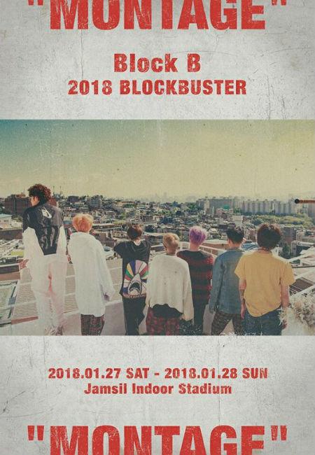 来年1月、単独コンサートを開催する「Block B」。(提供:OSEN)