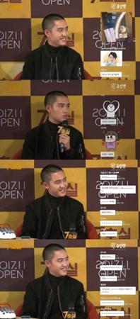 韓国ボーイズグループ「EXO」メンバーで俳優としても活躍しているD.O.が、率直な面を見せてさらに好感度を上げている。(提供:OSEN)