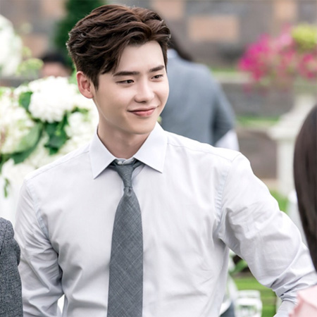 韓国ドラマ「あなたが眠っている間に」を通して熱演を見せた俳優イ・ジョンソク(28)が最終回を終えた感想を伝えた。(提供:OSEN)