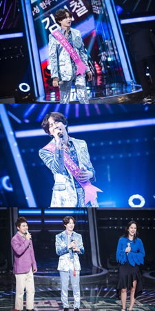 韓国ボーイズグループ「SUPER JUNIOR」メンバーのヒチョルが、親友の歌手ペク・チヨンのためにデュエットに挑戦した。(提供:OSEN)