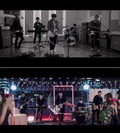 韓国男性バンド「DAY6」が来る12月6日に、2017年を飾った「Every DAY6」プロジェクトを締めくくる2ndアルバム「MOONRISE」を発売する。(提供:OSEN)