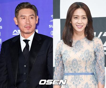 韓国俳優ソル・ギョング&女優ソン・ユナ夫妻が、浦項(ポハン)で起きた地震による被害者のために5000万ウォン(約500万円)を寄付した。(提供:OSEN)