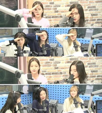 韓国ガールズグループ「Red Velvet」メンバーのジョイが、「BLACKPINK」ROSE(ロゼ)について語った。(提供:OSEN)