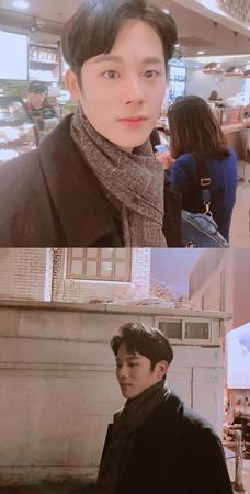 """韓国KBS2TVアイドル再起プロジェクト「THE UNIT」に出演する俳優イ・ジョンハが""""美貌""""を誇った。(提供:news1)"""