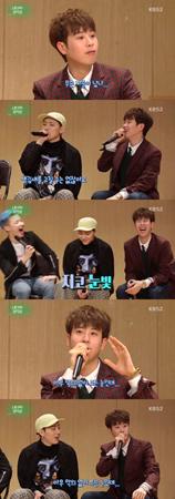 韓国ボーイズグループ「Block B」ピオが、メンバーのジコについて語った。(提供:news1)