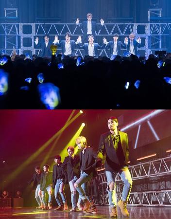 韓国ボーイズグループ「JBJ」が、アジア各国に進出する。(提供:OSEN)