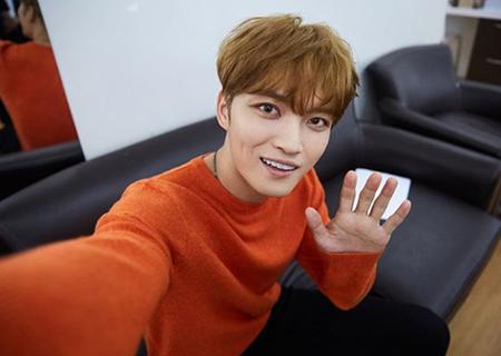 韓国ボーイズグループ「JYJ」メンバーのジェジュンが、久しぶりに近況を伝えた。(提供:OSEN)