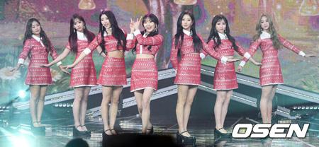 """韓国ガールズグループ「LOVELYZ」の所属事務所woollimエンターテインメントが""""ファン脅迫""""問題について謝罪した。(提供:OSEN)"""