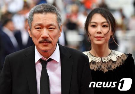 韓国女優キム・ミニが、映画「夜の浜辺で一人」(オン・ザ・ビーチ・アット・ナイト・アローン)で女優主演賞を受賞した。(提供:news1)