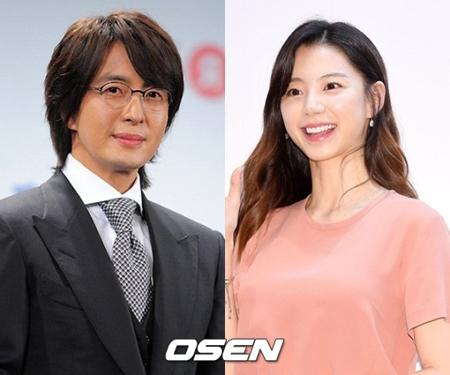 韓国俳優ペ・ヨンジュン(45)の妻で女優のパク・スジン(32)が、最近のオンライン上での騒動について言及した。(提供:OSEN)