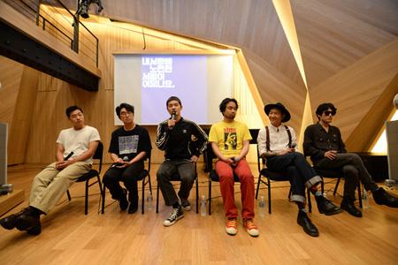 韓国歌手チャン・ギハ(35)がバンド「チャン・ギハと顔たち」のギタリスト、イ・ミンギ(35)の活動中断を知らせた。(提供:news1)