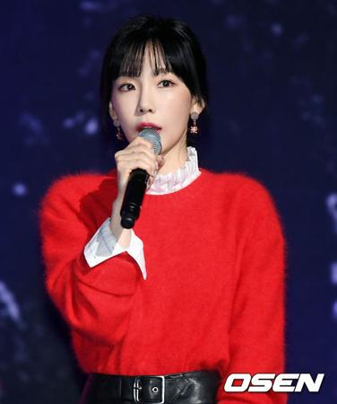 韓国ガールズグループ「少女時代」メンバーのテヨン(28)の交通事故に関して、所属事務所側は「ご心配をおかけして申し訳ない」とコメントを出した。(提供:OSEN)