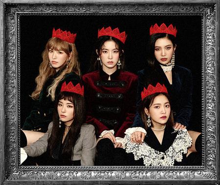 "「Red Velvet」、米ビルボード・ワールドアルバムチャートで4度目の1位""K-POPガールズグループ初""(提供:news1)"