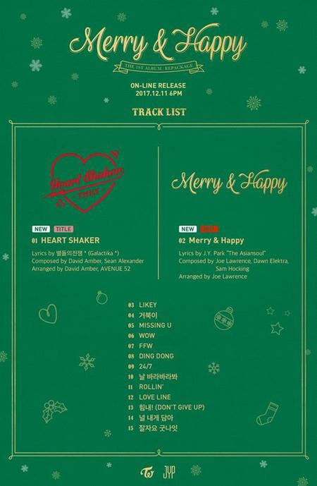 【公式】「TWICE」、11日リパッケージアルバムでカムバック(提供:OSEN)