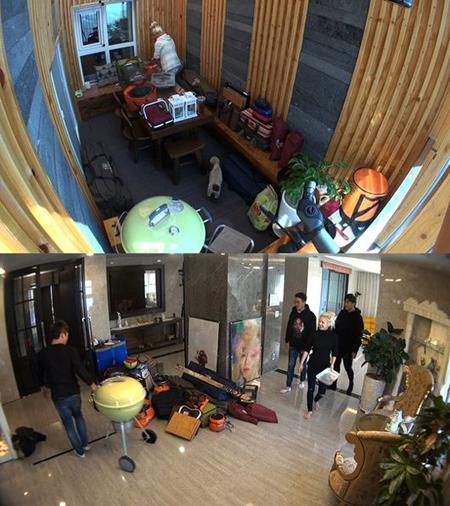 「少女時代」ヒョヨン、テレビ番組で自宅を初公開(提供:OSEN)