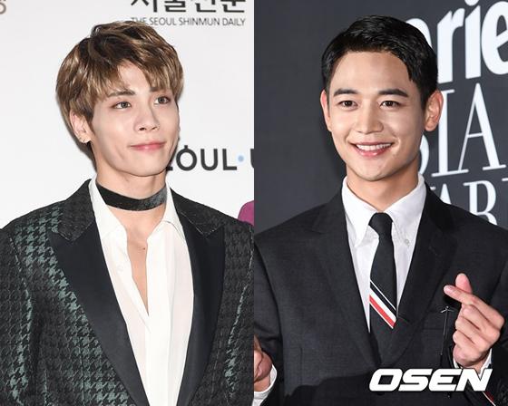 「SHINee」ジョンヒョン-ミンホ、バラエティ「夜鬼」出演へ=先輩BoAからバトンタッチ