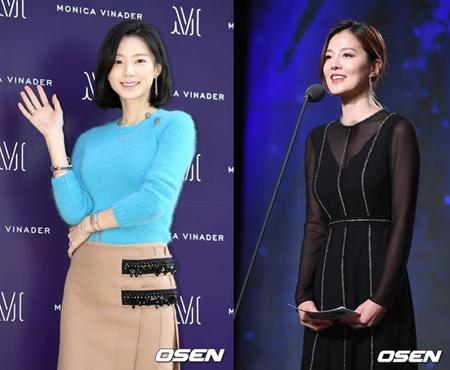 韓国俳優ペ・ヨンジュンの妻で女優パク・スジンが、キム・ソンウンの面会に行ってきたとして、芸能人への特別待遇疑惑が広がっている中、産後ケアセンター側公式コメントを発表した。(提供:OSEN)