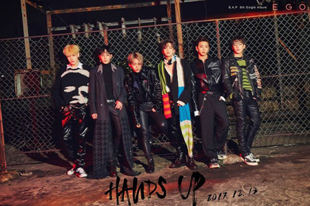 「B.A.P」、12月13日にカムバック! タイトル曲は「HANDS UP」(提供:OSEN)