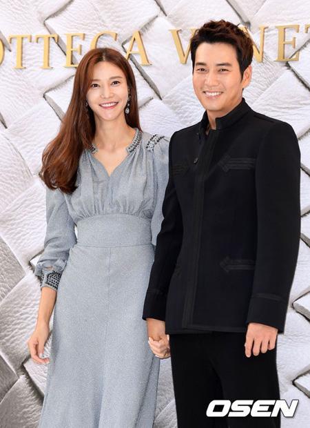 俳優チュ・サンウクが来年パパに! 妻で女優チェ・イェリョンが妊娠を発表(提供:OSEN)