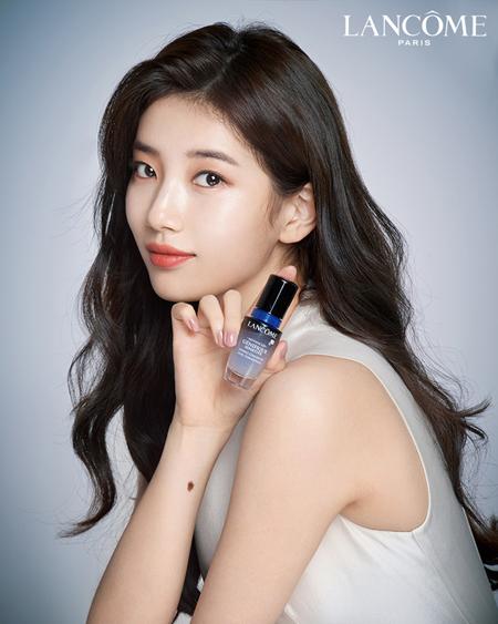 「Miss A」スジ、「LANCOME」の新モデルに抜てき(提供:news1)