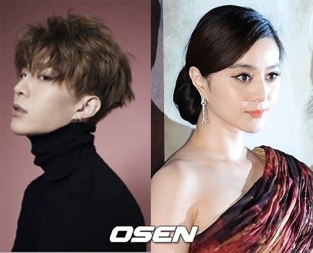 中華圏のトップスター、ファン・ビンビン(范冰冰、36)の弟ファン・チョンチョン(范丞丞)が韓国の芸能事務所で歌手の夢を育てている。(提供:OSEN)