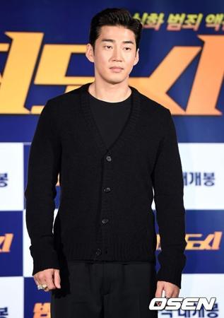 韓国俳優ユン・ゲサン(38)が、脱税したと主張するネットユーザーを告訴した。(提供:OSEN)