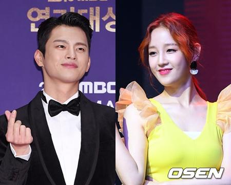 韓国歌手兼俳優ソ・イングク(30)と歌手パク・ボラム(23)が恋人関係であることを認めた。