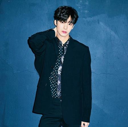 韓国アイドルグループ「MONSTA X」のヒョンウォンがDJ H.ONEとして2ndシングルを発表する。(提供:OSEN)