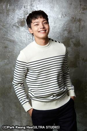 俳優ヨ・ジング