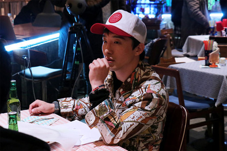 """""""SOLの実兄""""俳優ドン・ヒョンベ、韓国初の劇場公開VR映画「記憶に会う‐初恋」に出演(提供:OSEN)"""