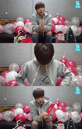 韓国歌手チョン・セウン(20)が、デビュー100日の感想を伝えた。(提供:OSEN)