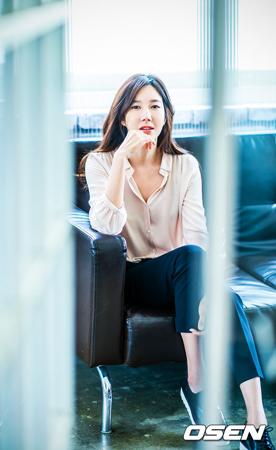 韓国女優イ・ジアが、新ドラマ「私のおじさん」に出演することが決まった。(提供:OSEN)