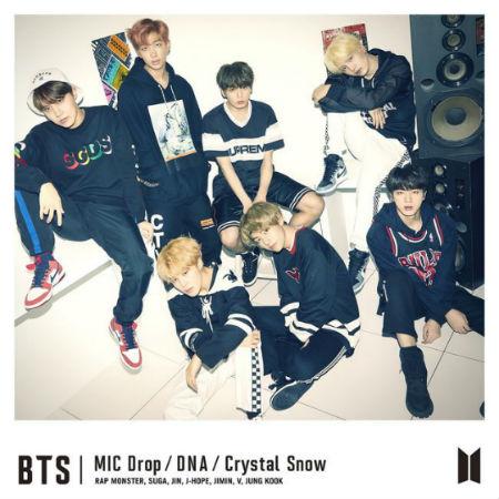 防弾少年団の8枚目のシングル「MIC Drop/DNA/Crystal Snow」が4日連続、オリコンチャートで1位になった。