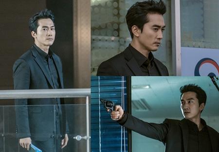俳優ソン・スンホン、1人2役に挑んだドラマ「ブラック」終演の心境明かす 「忘れられない作品」(提供:news1)